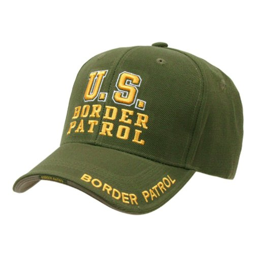 Border Patrol Hat Cap Law Enforcement - Mile Mall Miracle