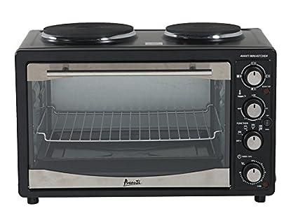 Avanti POB11A1B 1.1 CF Multi Function Oven, Black