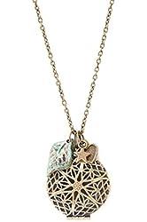 Amazon.com: Essential Oils Diffuser Locket Necklace
