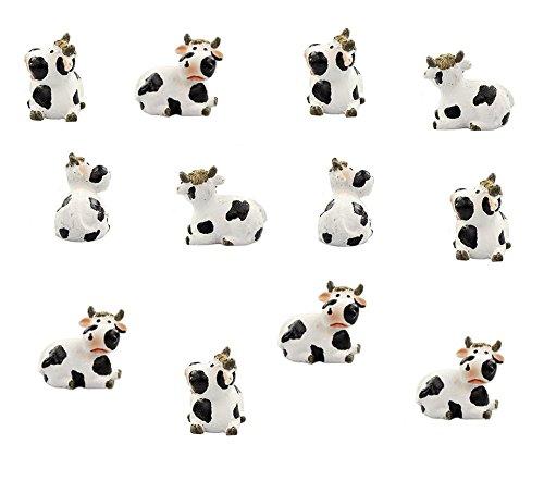 NW Wholesaler Set of 12 Miniature Animal Babies
