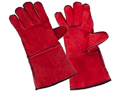 XTREM guantes de soldador corteza cf. 12 pares: Amazon.es: Bricolaje y herramientas