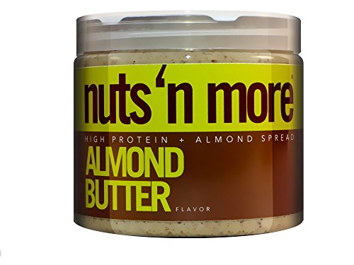 Nuts More Almond Butter Ounce