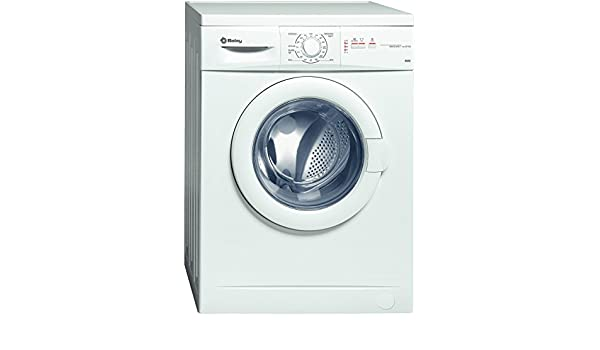 Balay 3TS50105A Independiente Carga frontal 5kg 1000RPM A Blanco ...