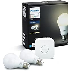 Philips Hue White Starter Kit Hue Dimmer Switch