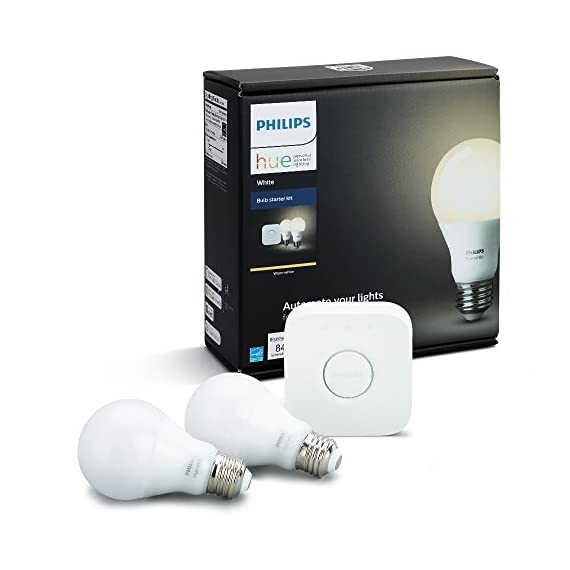Philips-Hue-White-Smart-Bulb-Starter-Kit