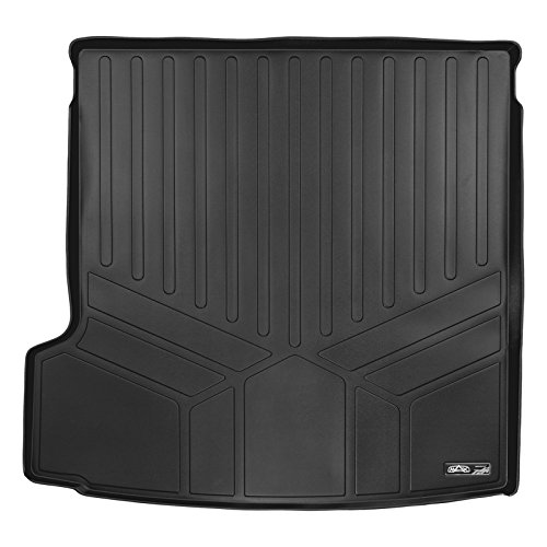 MAX LINER D0223 All Weather Custom Fit Cargo Trunk Liner Floor Mat Behind 2nd Row Black for 2016-2019 Volvo ()