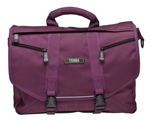 Tenba Messenger Mini Photo/Laptop Bag - Purple (638-366)