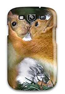 Durable Animals Love 58v Back Case/cover For Case Samsung Galaxy S3 I9300 Cover