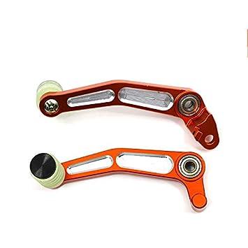 ETbotu para KTM Duke/RC 125 200 390 CNC Pedal de Freno y Palanca de Cambio: Amazon.es: Coche y moto