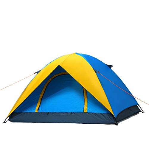 Camping Tents, 2 Person Lightweight Tent,Waterproof Windproof, Perfect for Beach, Outdoor, Traveling,Hiking,Camping…