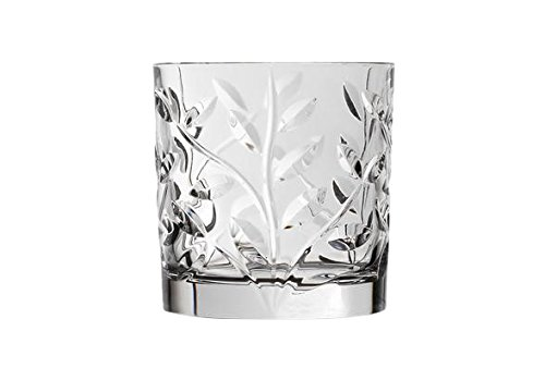 RCR 33 cl Crystal Laurus Tumbler Glass, Pack of 6