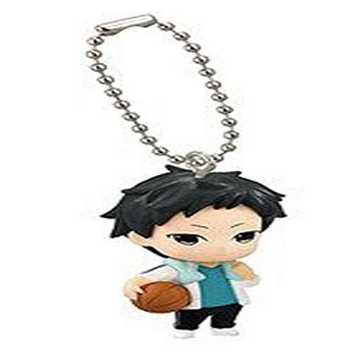 Brother's Conflict Character Mascot Swing Key Chain Figure ~ 1.5