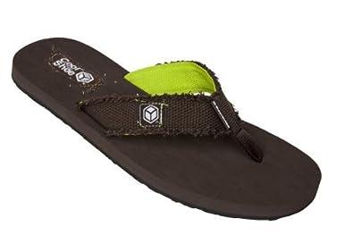 Cool Shoe Octa shale- Flip Flop Zehentrenner Gr. 39 braun zDUYoWeMP