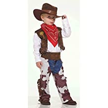 Cowboy Child Costume-Childrens Small (4-6)