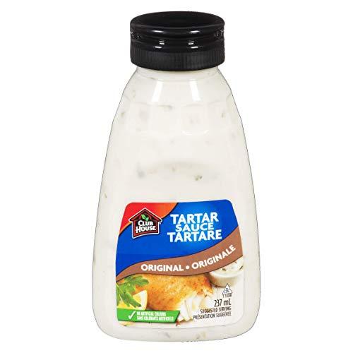 Club House, Tartar Sauce, Original, 237ml