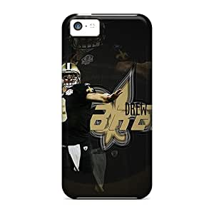 New Arrival Case Specially Design For Iphone 5c (new Orleans Saints)