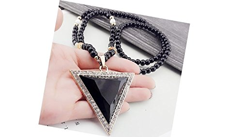 Generic Korean sweater chain long section of women girls lady Beautiful autumn and winter clothing accessories in Europe and America pendant necklace women girls lady clavicle chain pendant jewelry