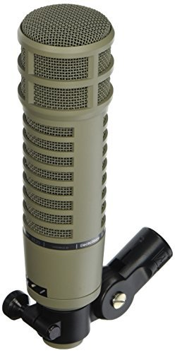- Electro Voice RE-20 Cardioid Microphone