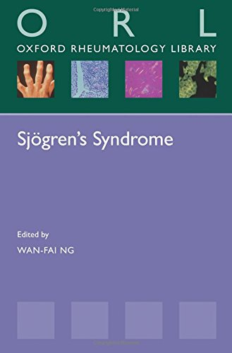 Sjogren's Syndrome (Oxford Rheumatology Library)