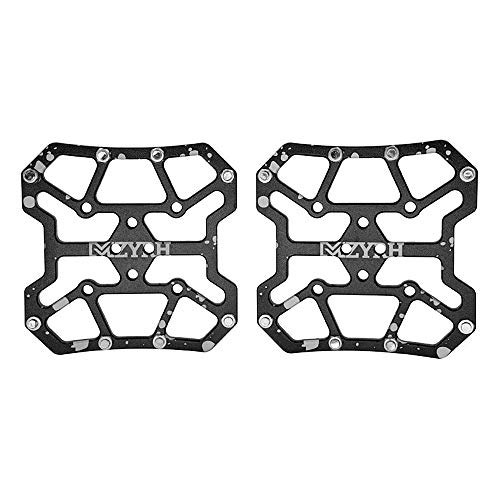 67b84f86e27 Walmeck 1Pair Clipless Platform Adapter Pedal for MTB Mountain Bicycle SPD  KEO
