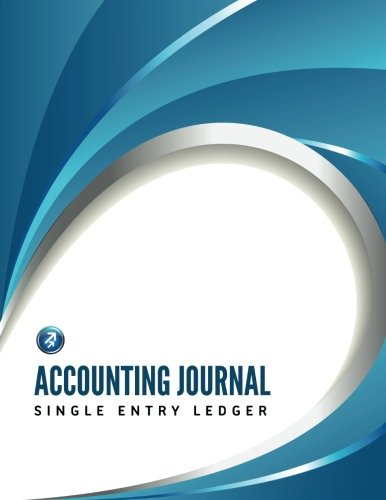 (Accounting Journal: Single Entry)
