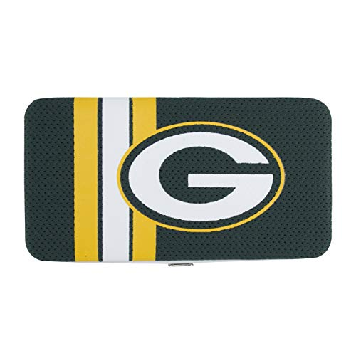 NFL Green Bay Packers Shell Mesh Wallet