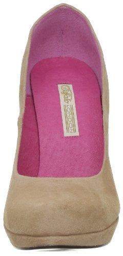 Buffalo Women's Court Shoes Rose (Dusty) SZbXb
