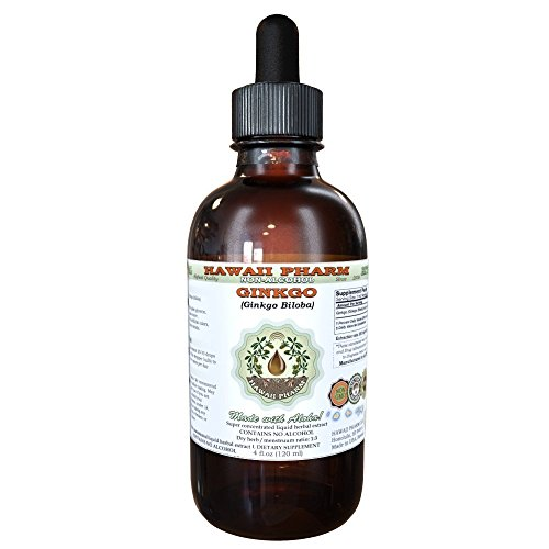 Alcohol FREE Extract Organic Glycerite Supplement product image