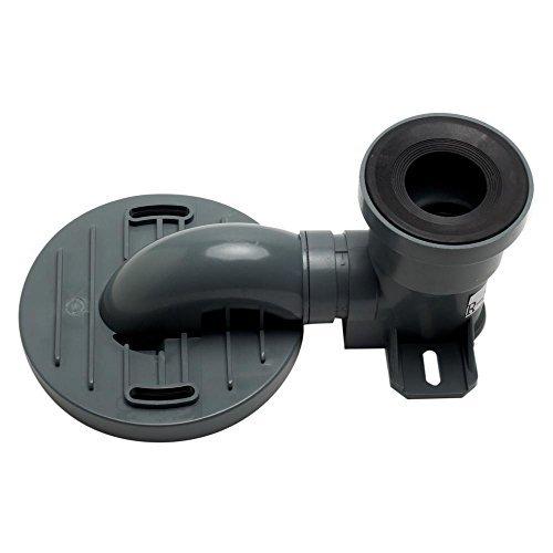 EAGO R-352TRAP Replacement Pvc Toilet Trap for TB352