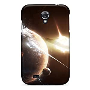 AYQ12344QbWr Cometomecovers Outer Space Planets Universe Durable Galaxy S4 Cases