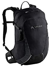 VAUDE Tremalzo 16 Rucksaecke15-19l, Unisex adulto, black, One Size