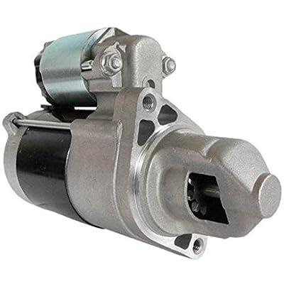 Discount Starter & Alternator Replacement Starter For John Deere Z-Trak Mowers Z920M Z920R X300 X324, MIA11626: Automotive