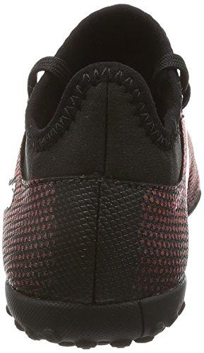 adidas Jungen X Tango 17.3 TF J Fußballschuhe, Weiß Mehrfarbig (Core Black/solar Red/solar Orange)