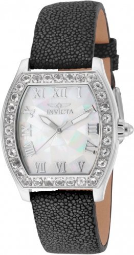 Invicta Invicta 17285 Angel Blue Moon Quartz Accented Stingray Strap Womens Watch