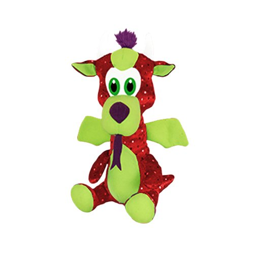 Red ToySource Draydon The Dragon Plush Collectible Toy 17