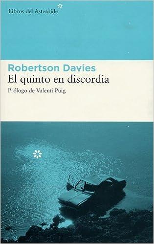 Book El Quinto En Discordia