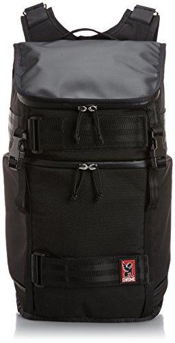 Chrome BG-153-BK Black 26L Niko Pack Backpack