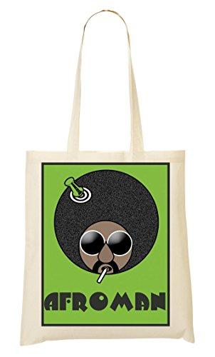 Afroman Bolso De Mano Bolsa De La Compra