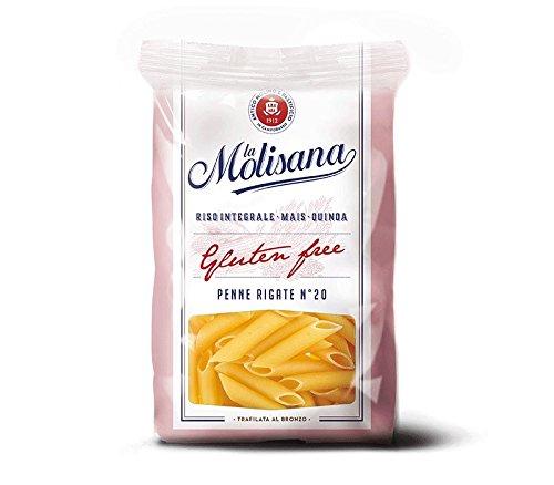 La Molisana Penne Gluten Free USA 20, 340 Gram (Pack of 12) by La Molisana