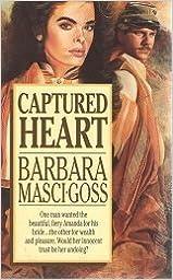Book Captured Heart by Barbara Masci Goss (1994-11-05)