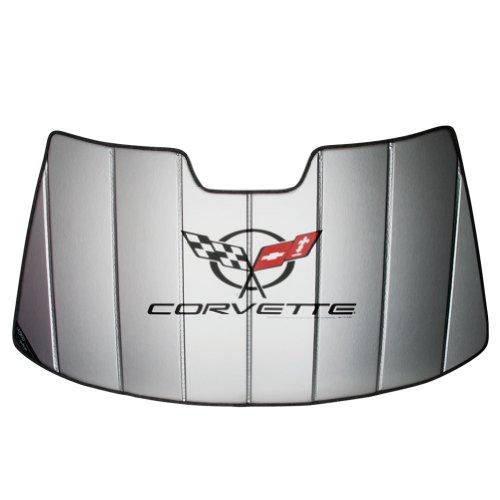 1997 - 2004 C5 Corvette Accordion Style Sunshade - Insulated