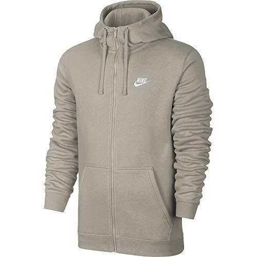 string Nike white M Hombre Hoodie Club Multicolor string Bb Nsw Fz Sweatshirt gBqvrgxw