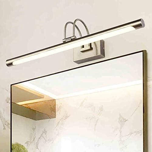 -badezimmerlampe Einfaches Feuchtigkeitsbeständig und Anti-Beschlagspiegel Frontleuchte im europäischen Stil Toilette Bad Make-up-Lichter Kunstausstellung Mural Beleuchtung Lampe Badleuchte