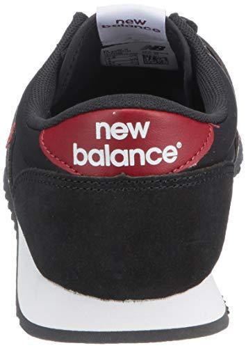 New Blk Baskets black burgundy Homme Balance 420 Noir 7qzr7Ox