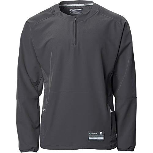 - Easton FUZE CAGE Jacket Adult Charcoal XXXL