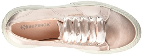 Satinw 2287 Rose Baskets Superga Femme Rose 914 P4qw5R
