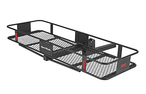 SportRack SR9851 Vista Folding Hitch Basket (Sportrack Basket compare prices)