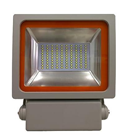 Proyector exterior de LED IP65 50W 6000K: Amazon.es: Iluminación
