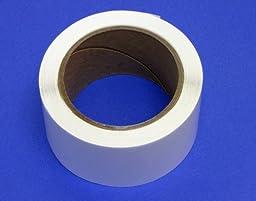 Clear Round Labels Seals Super Stick 2\