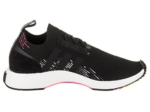 Adidas Mens Nmd_racer Primeknit Scarpa Da Corsa Nucleo Nero / Nucleo Nero / Rosa Solare
